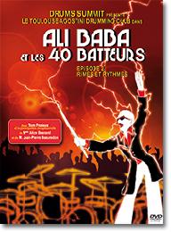 DVD Ali Baba et les 40 batteurs - Épisode 2 : Rimes et rythmes